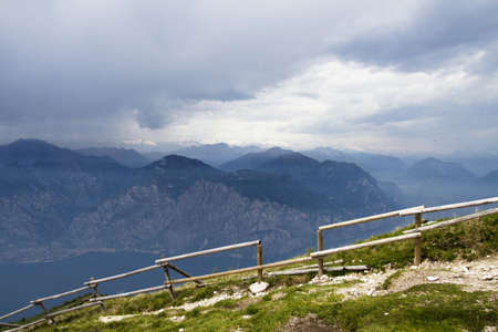 Monte Baldo, Trentino, Italy Stock Photo - 13687970
