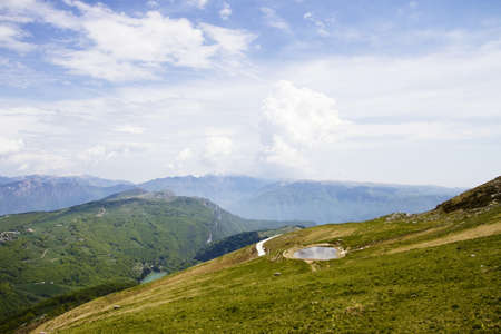 Monte Baldo, Trentino, Italy photo