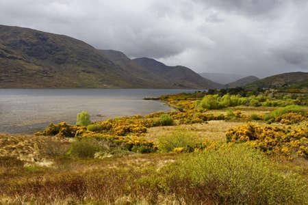 connemara: Inagh Valley in spring, Connemara, Ireland