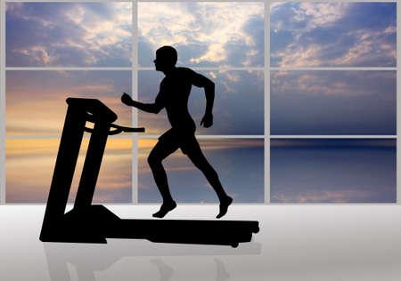 tapis: fitness tapis roulant