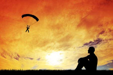 skydiving: skydiving