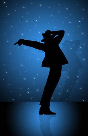 michael jackson: Michael Jackson illustration