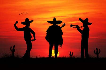 trajes mexicanos: Mariachi