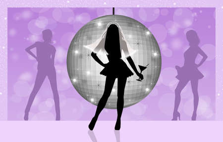 girls night out: Burlesque