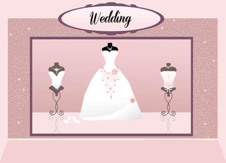 Wedding dresses photo