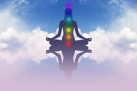 yoga meditation: Meditation