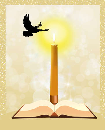 the scriptures: Peace dove