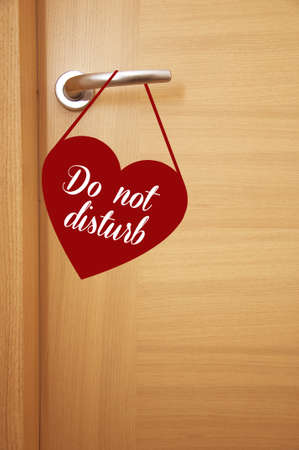 Do not disturb photo