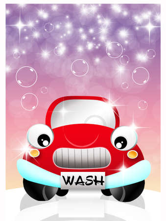 Car wash  Stock Photo - 19460290