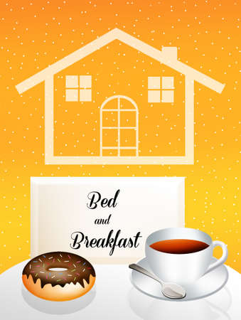 coffeecup: Bed and breakfast