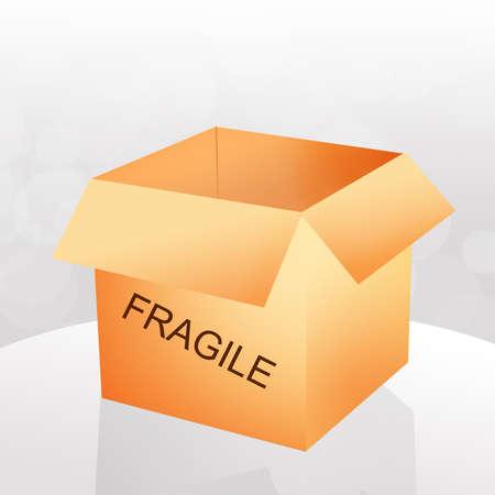 stockpile: Fragile box