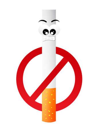 prohibido fumar: No fumar