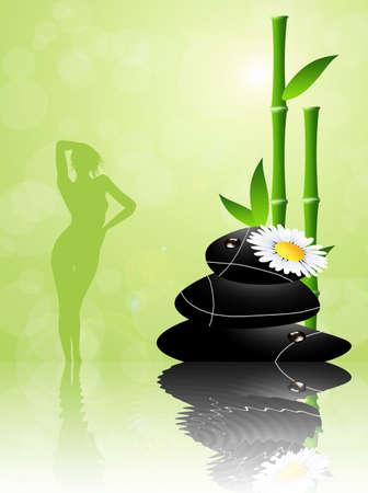 Spa   wellness design elements photo