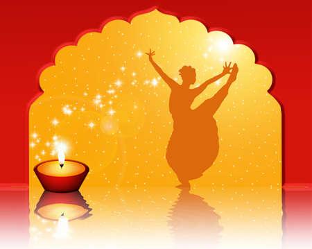shin: Indian dance