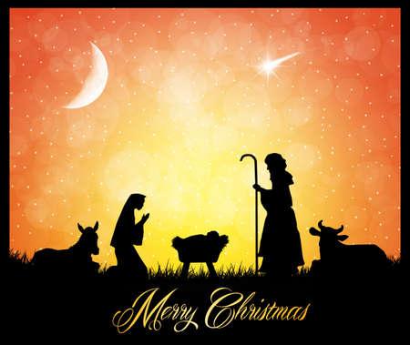 nacimiento de jesus: Navidad Bel?n