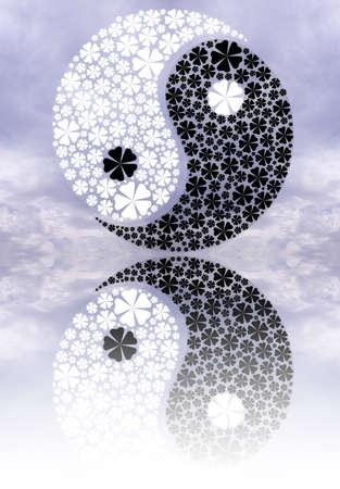 meditator: Yin Yang