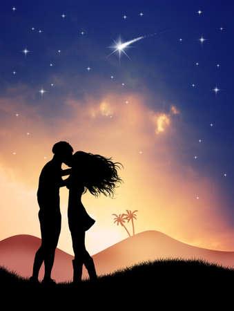 presepe: Falling stars