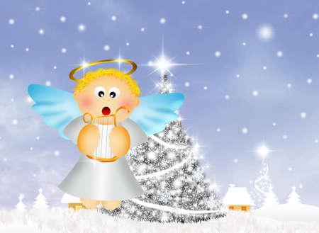 aureola: Christmas Angel