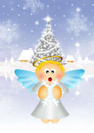Christmas Angel photo
