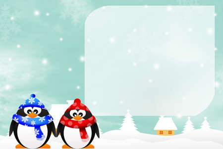 Penguins photo