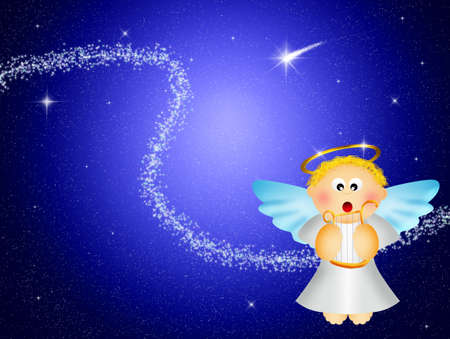 aureola: guardian angel