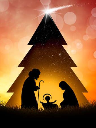 presepe: Nativity scene