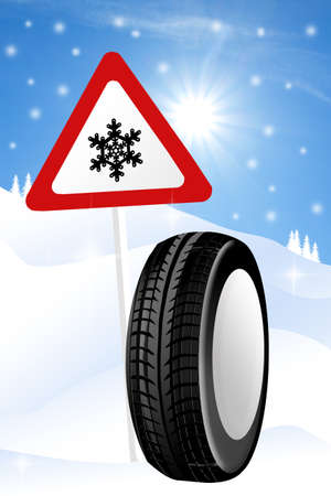 snow tires: winter tires