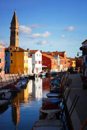 boast: Burano, Venezia