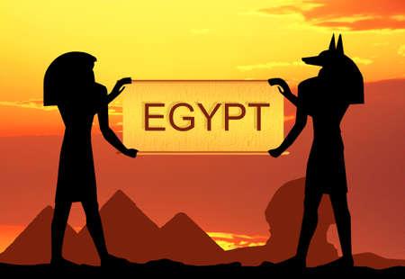 trip to Egypt photo