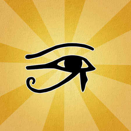 occhio di horus: Horus occhio