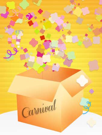 minstrel: Confetti for Carnival