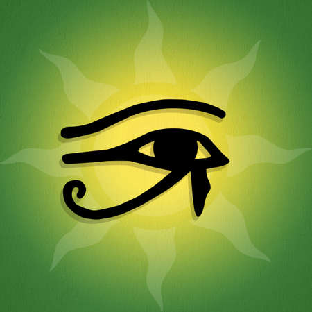 Eye of Horus photo