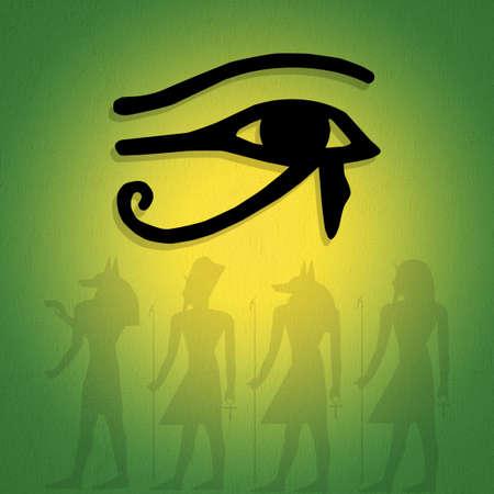 occhio di horus: Eye of Horus