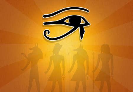 ojo de horus: Ojo de Horus