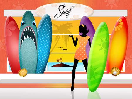 surf shop: surf shop