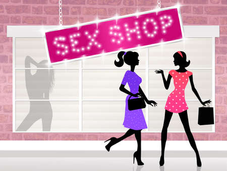sex shop photo