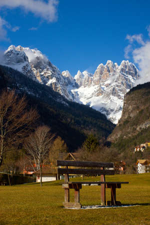 Molveno, Italy photo