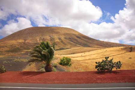 timanfaya: volcanic landscape, Timanfaya, Lanzarote