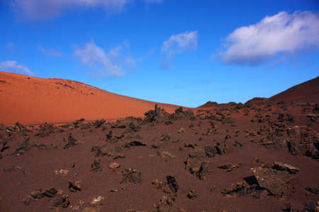 timanfaya: paisaje volc�nico, Timanfaya, Lanzarote