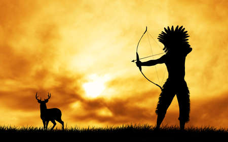 hunter indian
