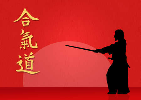 aikido: Aikido Stock Photo