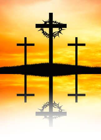 부활절 엽서