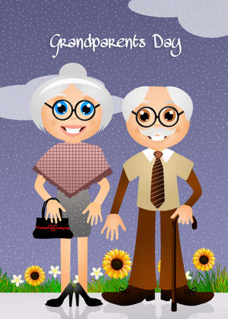 paternity: Happy grandparents day
