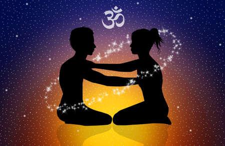 Yoga Stock Photo - 27378254