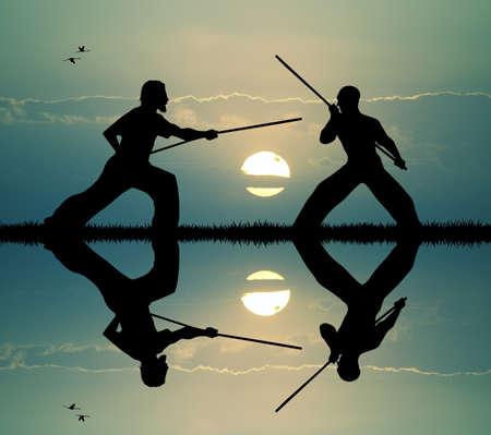 resistence: kung fu