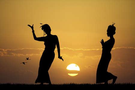 thai dance: Thai dance