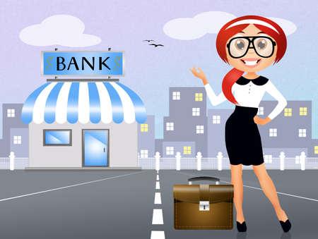 bancomat: bank