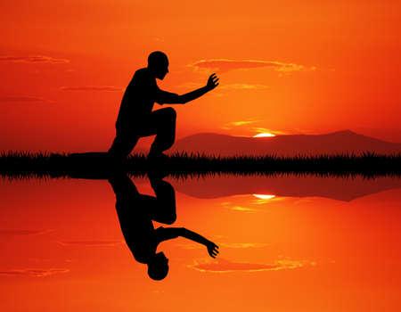 resistence: karate
