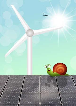 sustainable energy photo