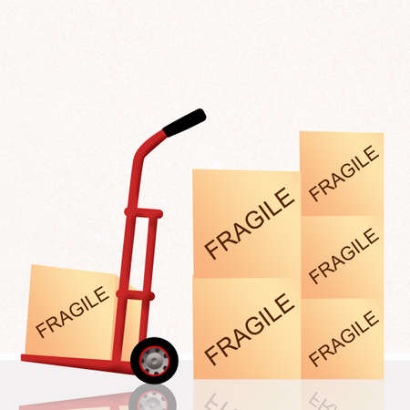 parcel delivery photo